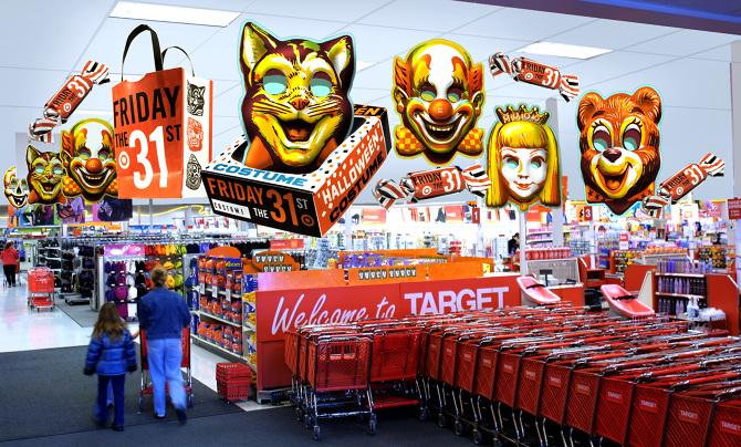 target halloween all good - Target Halloween