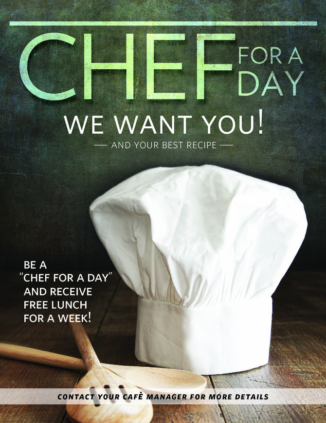 chef of day At chef works, we are passionate about chefs chefs are our central inspiration for everything we do october 20th is international chefs day and we want to take the day to celebrate chefs.