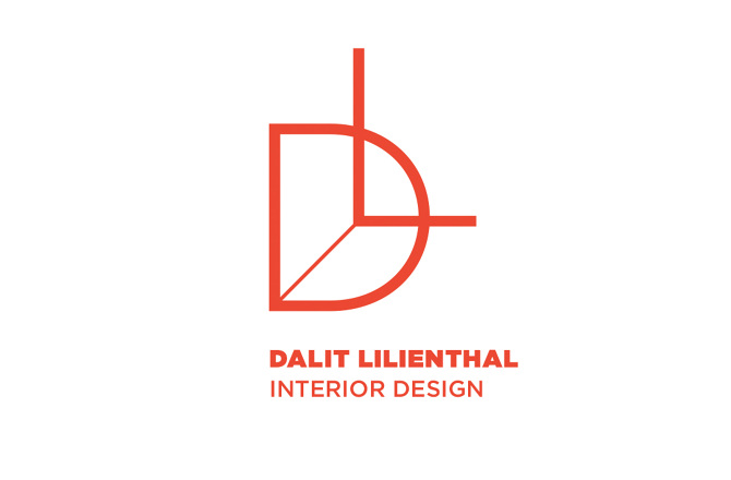 Dalit lilienthal interior designer logo design project for Interior designs logos